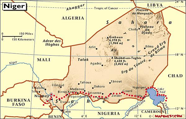 grenze libyen niger